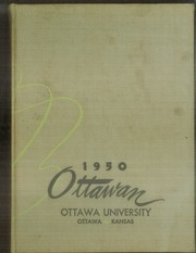 1950 Edition, Ottawa University - Ottawan Yearbook (Ottawa, KS)