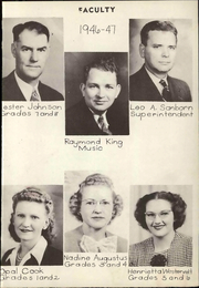 Page 17, 1947 Edition, Riverton Middle School - Dynamo Yearbook (Riverton, KS) online yearbook collection