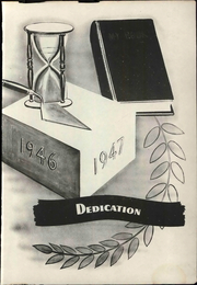 Page 9, 1947 Edition, Riverton Middle School - Dynamo Yearbook (Riverton, KS) online yearbook collection