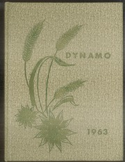 1963 Edition, Riverton Middle School - Dynamo Yearbook (Riverton, KS)