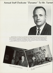 Page 6, 1967 Edition, Riverton Middle School - Dynamo Yearbook (Riverton, KS) online yearbook collection