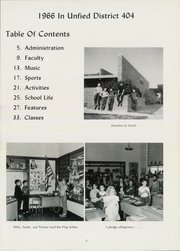Page 7, 1967 Edition, Riverton Middle School - Dynamo Yearbook (Riverton, KS) online yearbook collection