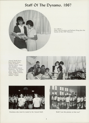 Page 8, 1967 Edition, Riverton Middle School - Dynamo Yearbook (Riverton, KS) online yearbook collection