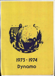 1974 Edition, Riverton Middle School - Dynamo Yearbook (Riverton, KS)