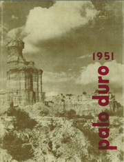 1951 Edition, Amarillo College - Palo Duro Yearbook (Amarillo, TX)
