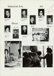 Page 12, 1972 Edition, Coleman Middle School - Outlook Yearbook (Wichita, KS) online yearbook collection