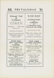 Page 131, 1921 Edition, Friends University - Talisman Yearbook (Wichita, KS) online yearbook collection
