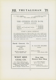 Page 138, 1921 Edition, Friends University - Talisman Yearbook (Wichita, KS) online yearbook collection