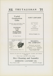 Page 141, 1921 Edition, Friends University - Talisman Yearbook (Wichita, KS) online yearbook collection