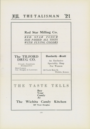 Page 143, 1921 Edition, Friends University - Talisman Yearbook (Wichita, KS) online yearbook collection