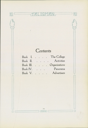 Page 11, 1922 Edition, Friends University - Talisman Yearbook (Wichita, KS) online yearbook collection