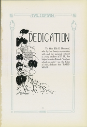Page 9, 1922 Edition, Friends University - Talisman Yearbook (Wichita, KS) online yearbook collection