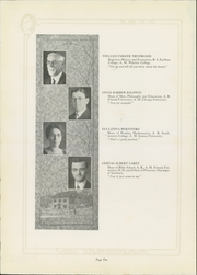 Page 16, 1924 Edition, Friends University - Talisman Yearbook (Wichita, KS) online yearbook collection