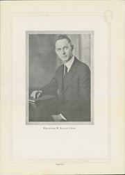 Page 9, 1924 Edition, Friends University - Talisman Yearbook (Wichita, KS) online yearbook collection