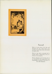 Page 8, 1930 Edition, Friends University - Talisman Yearbook (Wichita, KS) online yearbook collection