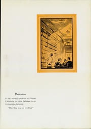Page 9, 1930 Edition, Friends University - Talisman Yearbook (Wichita, KS) online yearbook collection
