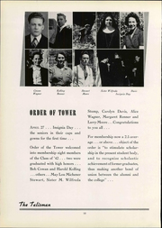 Page 14, 1942 Edition, Friends University - Talisman Yearbook (Wichita, KS) online yearbook collection