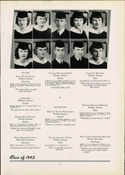 Page 17, 1942 Edition, Friends University - Talisman Yearbook (Wichita, KS) online yearbook collection