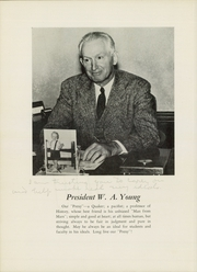 Page 10, 1946 Edition, Friends University - Talisman Yearbook (Wichita, KS) online yearbook collection