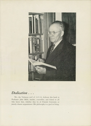 Page 11, 1946 Edition, Friends University - Talisman Yearbook (Wichita, KS) online yearbook collection