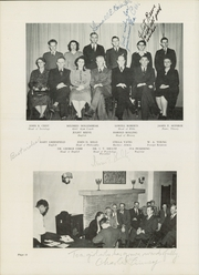 Page 16, 1946 Edition, Friends University - Talisman Yearbook (Wichita, KS) online yearbook collection