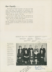 Page 17, 1946 Edition, Friends University - Talisman Yearbook (Wichita, KS) online yearbook collection