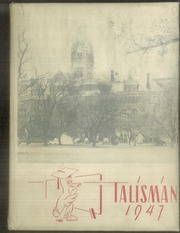 1947 Edition, Friends University - Talisman Yearbook (Wichita, KS)