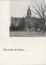 Page 13, 1947 Edition, Friends University - Talisman Yearbook (Wichita, KS) online yearbook collection