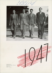 Page 8, 1947 Edition, Friends University - Talisman Yearbook (Wichita, KS) online yearbook collection