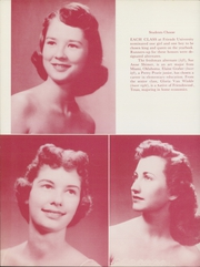 Page 12, 1957 Edition, Friends University - Talisman Yearbook (Wichita, KS) online yearbook collection