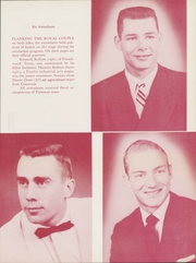 Page 13, 1957 Edition, Friends University - Talisman Yearbook (Wichita, KS) online yearbook collection