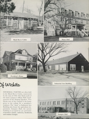 Page 15, 1957 Edition, Friends University - Talisman Yearbook (Wichita, KS) online yearbook collection
