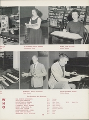 Page 17, 1957 Edition, Friends University - Talisman Yearbook (Wichita, KS) online yearbook collection