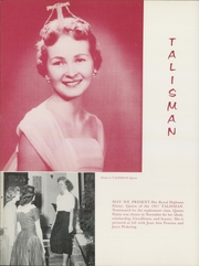 Page 8, 1957 Edition, Friends University - Talisman Yearbook (Wichita, KS) online yearbook collection