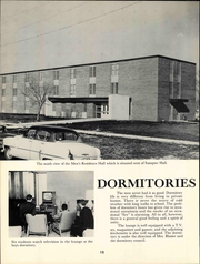Page 18, 1959 Edition, Friends University - Talisman Yearbook (Wichita, KS) online yearbook collection