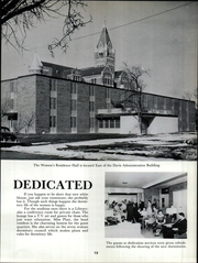 Page 19, 1959 Edition, Friends University - Talisman Yearbook (Wichita, KS) online yearbook collection