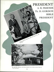 Page 20, 1959 Edition, Friends University - Talisman Yearbook (Wichita, KS) online yearbook collection