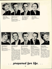 Page 35, 1959 Edition, Friends University - Talisman Yearbook (Wichita, KS) online yearbook collection