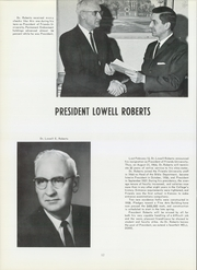 Page 16, 1964 Edition, Friends University - Talisman Yearbook (Wichita, KS) online yearbook collection