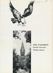 Page 5, 1964 Edition, Friends University - Talisman Yearbook (Wichita, KS) online yearbook collection