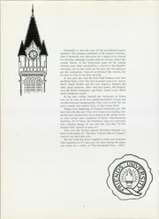 Page 6, 1964 Edition, Friends University - Talisman Yearbook (Wichita, KS) online yearbook collection