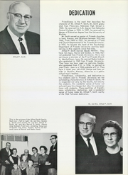 Page 8, 1964 Edition, Friends University - Talisman Yearbook (Wichita, KS) online yearbook collection