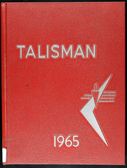 1965 Edition, Friends University - Talisman Yearbook (Wichita, KS)