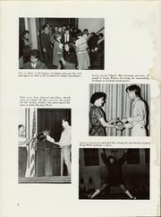 Page 12, 1967 Edition, Friends University - Talisman Yearbook (Wichita, KS) online yearbook collection