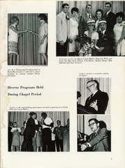 Page 13, 1967 Edition, Friends University - Talisman Yearbook (Wichita, KS) online yearbook collection