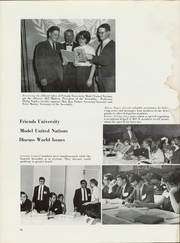Page 14, 1967 Edition, Friends University - Talisman Yearbook (Wichita, KS) online yearbook collection