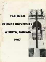 Page 5, 1967 Edition, Friends University - Talisman Yearbook (Wichita, KS) online yearbook collection
