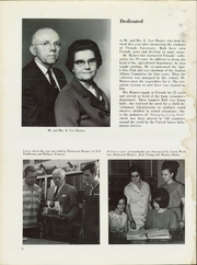 Page 6, 1967 Edition, Friends University - Talisman Yearbook (Wichita, KS) online yearbook collection