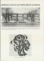 Page 5, 1970 Edition, Horace Mann Middle School - Twister Yearbook (Wichita, KS) online yearbook collection