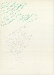 Page 4, 1975 Edition, Horace Mann Middle School - Twister Yearbook (Wichita, KS) online yearbook collection
